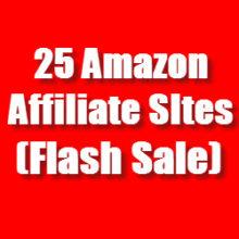 25 Amazon Sites