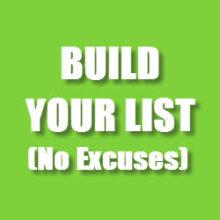 Build Your List