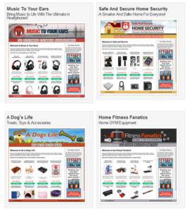 Storebuildr Websites