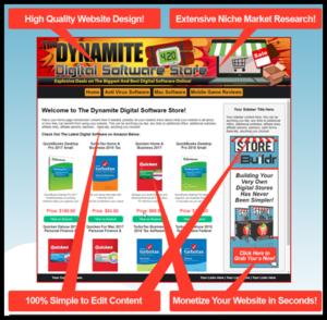 Dynamite Digital Software Store